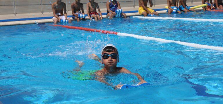 Toroslar'da yüzme bilmeyen kalmayacak
