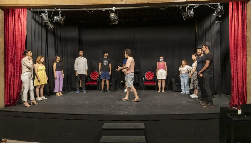 Yaz dönemi tiyatro kursları başladı