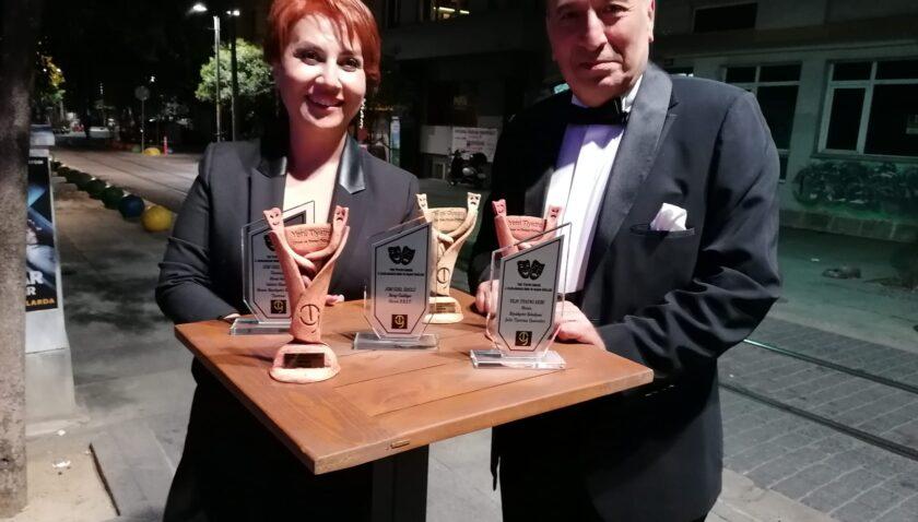 Şehir Tiyatrosu 5 ödüle layık görüldü