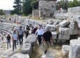 Antik kentler turizme kazandırılıyor