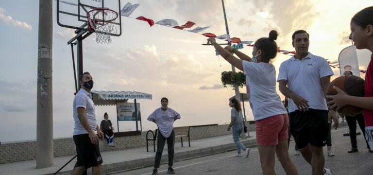 Mersin'de hareketli bir hafta yaşandı