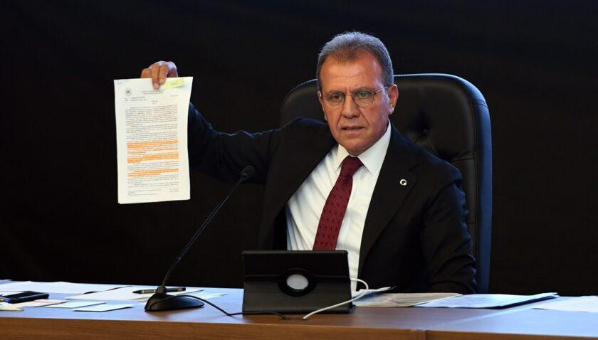 Başkan Seçer'den 'Kaçak Su' tepkisi