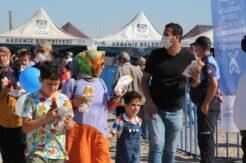 Mersin'de Karaduvar Balık Festivali coşkusu