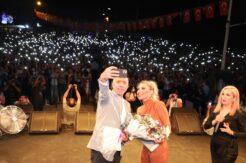 Mersin'de Balık Festivali coşkusu