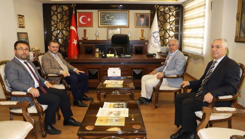 Başkan Gültak, 'Camiler ve Din Görevlileri Haftası'nı kutladı