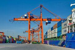 Mersin Limanı 8 ayda yüzde 10 büyüdü