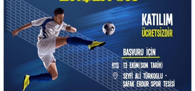 Akdeniz Belediyesi, 29 Ekim Cumhuriyet Kupası Ayak Tenisi Turnuvası düzenliyor