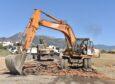 Anamur'da sahil çalışması başladı, çevreciler tepkili