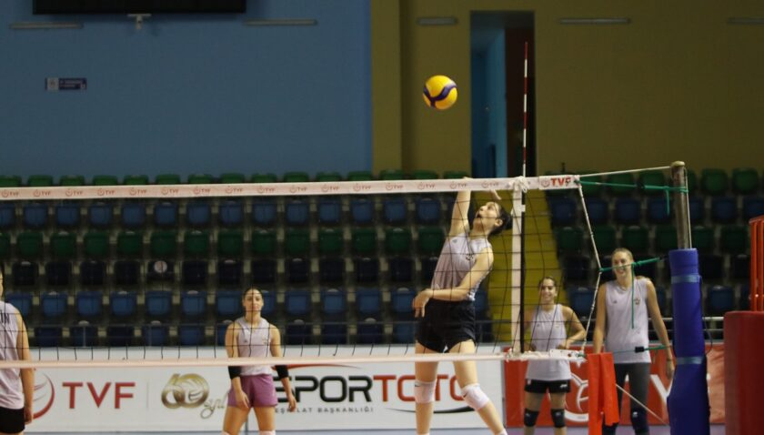 Mersin'de hedef şampiyonluk