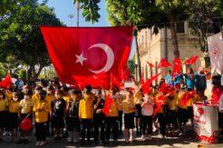 Mersin'de 'Dünya Kız Çocukları Günü' kutlandı