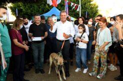 Hayvanseverler Pati Fest'te buluştu