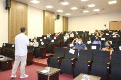Sağlık yöneticilerine 'Yönetim Bazlı Kurum Kapasitesi Geliştirme Eğitimi' verildi