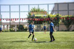 Atatürk'ü Anma Futbol Turnuvası başladı