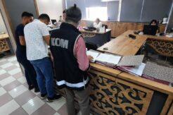 Sahte vize düzenleyen baba ve kızı gözaltına alındı